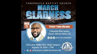 """""""I Got What I Need To Start Over""""--Guest Preacher; Pastor Tolan J. Morgan"""