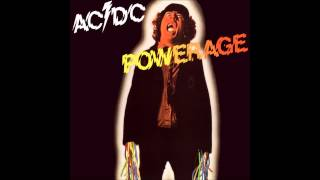 AC/DC - Powerage - What's Next to the Moon HD