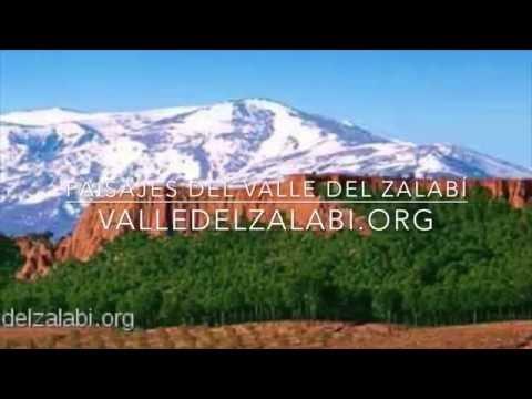 Paisajes del Valle del Zalabí - Comarca de Guadix