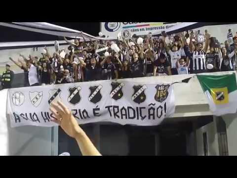 """""""TORCER PRO ABC SEMPRE É FODA! É TRADIÇÃO NÃO É MODA..."""" Barra: Movimento 90 • Club: ABC"""