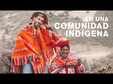 Así Se Vive En Una Comunidad Indígena Peruana