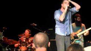 Anthony Green - When I'm On Pills (Live @ Paramount Theatre)