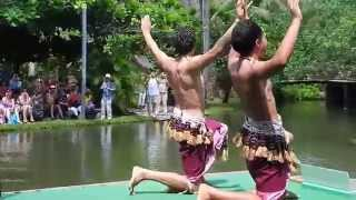 preview picture of video 'CANOE PAGEANT-Samoa'