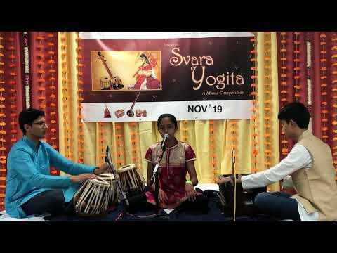 Svara Yogita 2019 - Gauri Niwargi