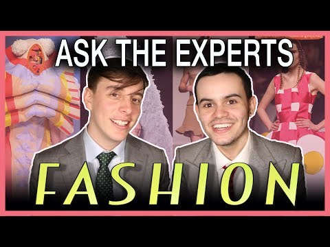 FASHION Explained by Non-Experts!   Thomas Sanders