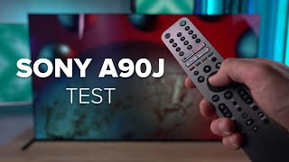 Sony A90J im Test: Der beste Fernseher von Sony? | [deutsch]