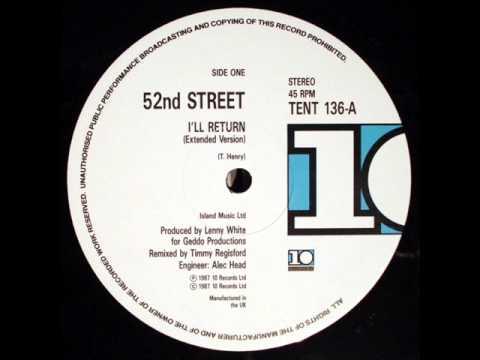 52nd Street – i'll Return [Extended Mix]