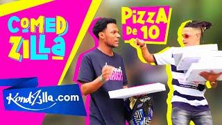ComedZilla – Pizza de 10 com Os Tchukos