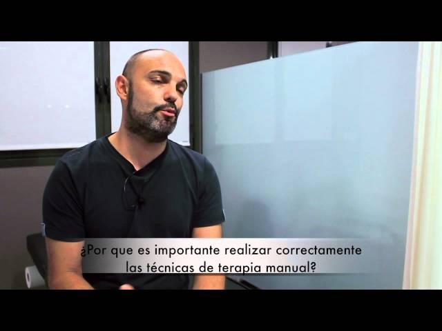 Terapia manual hombro y rodilla - Rafel Donat - Fisiofocus