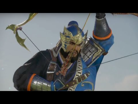 Dynasty Warriors 9 Official Xiahou Yuan Character Highlight Trailer