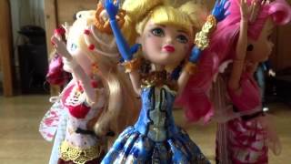 Battle of the bands Ever after high version