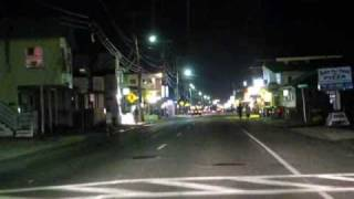 A drive down Ashworth Avenue in Hampton Beach (2009) [Travel #25]