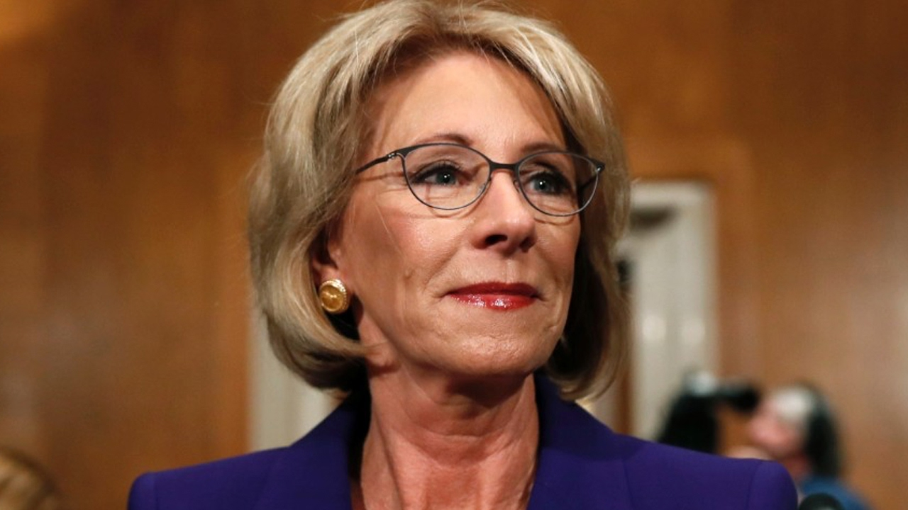 Historic Vote Confirms Betsy DeVos thumbnail