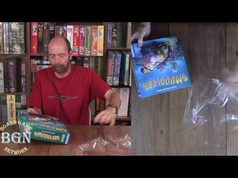 Smugglers Unboxing