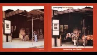 JAMES GANG -LIVE IN CONCERT (1971)