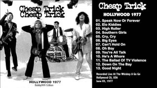Cheap Trick - Whiskey A Go Go 1977, June 03, Remastered Soundboard