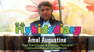 My Kids Diary Customer Testimonial - Thiru. Amal Augustine