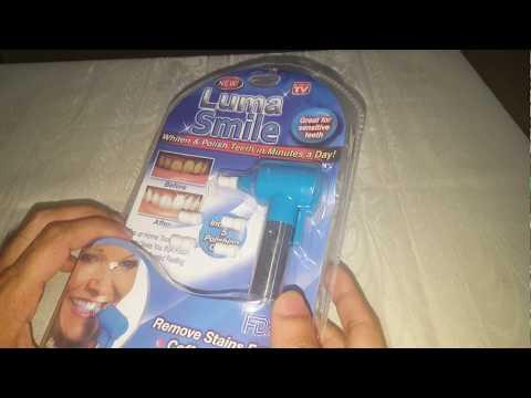 Luma smile tooth polisher review polish teeth at home