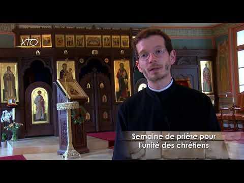 Père Alexandre Siniakov - Semaine pour l'unité des chrétiens 2018