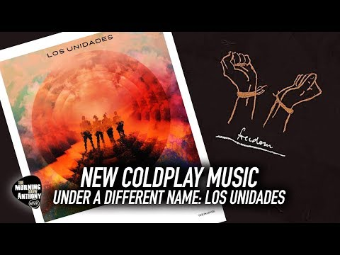 Coldplay New Music Under A Different Name: Los Unidades