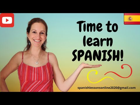 Writing and Pronunciation - Spanish Lessons Online