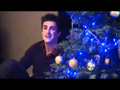 Perez Hilton FEATURED ENTRY -  LUKAS all I want for Christmas