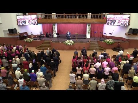 Очищение в церкви от порчи и