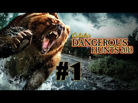 Cabela's Dangerous Hunts 2013 - Walkthrough - Part 1 - Take The Shot (PC/X360/PS3) [HD] Mp3