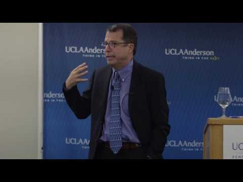 UCLA Anderson | Director's Networking Dinner Fall 2016 Professor Sebastian Edwards HD