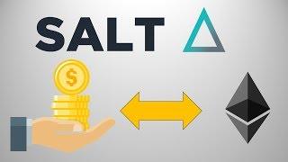 Криптовалюта SALT - Обзор SALT   Кредит за криптовалюту