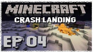 [RO] Minecraft Crash Landing | Hardcore Quest - EP 04 [HD]