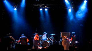 Breakdown of Modern Wolf Hair + Notes In Constellations- Chiodos Live August 17 2011 HD