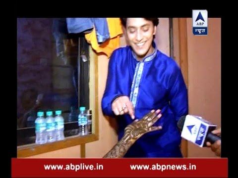 Ek Rishta Sajhedari Ka: Aryan looks for his name in Sanchi's mehndi