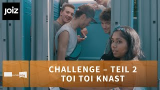 Challenges Teil 1 - Toi Toi Knast