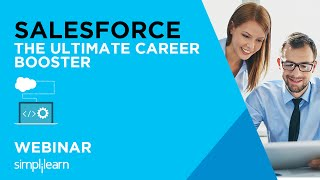Salesforce – The Ultimate Career Booster | Salesforce Tutorials For Beginners