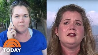 Woman Who Called Police On Black Girl Selling Water To Go To Disneyland Comes Under Fire | TODAY
