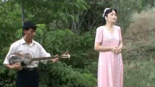 Хамида, узбекская песня Кузум гирён, 18.06.2010