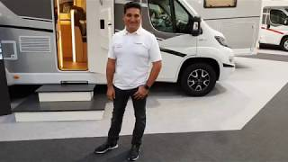 CamperTobi   SUNLIGHT T 68 Modell 2019 Roomtour   Caravan Salon 2018 Düsseldorf Walkthrough
