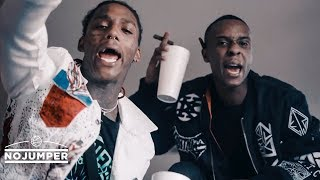 Rocket Da Goon Ft Famous Dex   Big Bad Wolf