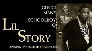 Gucci Mane ft. ScHoolBoy Q  - Lil Story