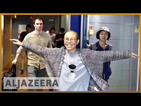 🇨🇳 🇩🇪 Liu Xia, wife of late China dissident, left for Berlin: Report   Al Jazeera English