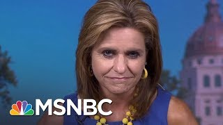 GOP Congresswoman Lynn Jenkins Reacts To President Donald Trump's Tweets | Morning Joe | MSNBC thumbnail