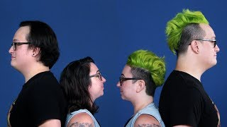 Couples Get Matching Haircuts | Compromise | Cut