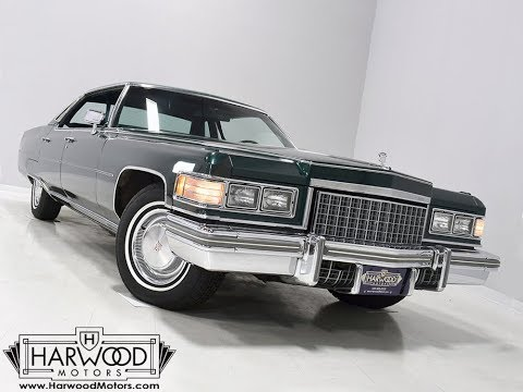 Video of '76 DeVille - MB3D