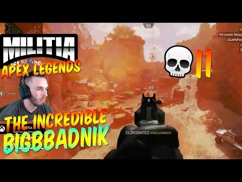 INSANE! 11 KILLS! APEX XBOX ONE GAMEPLAY | APEX LEGENDS