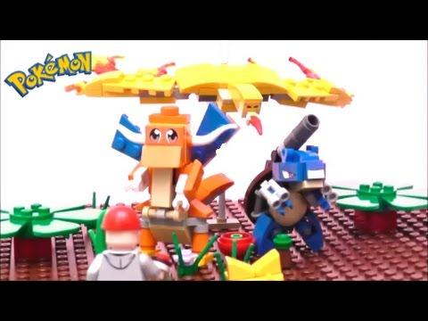 Lego Pokemon Mewtwo V2 Brick Figure Laguviral