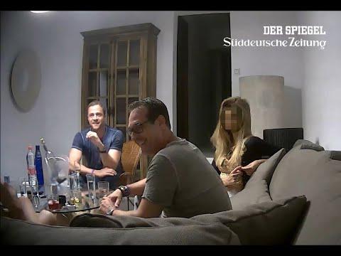 Die geheimen Strache-Videos: Worum es geht (видео)