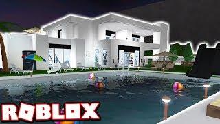 Roblox Mansion Tour Bloxburg