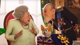 【NG】來介紹一部狗狗為了奪得皇位不擇手段的動畫電影《女王的柯基 The Queen's Corgi》