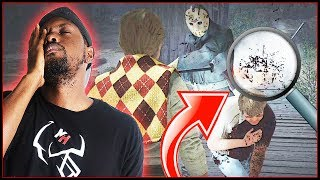 LOL! NOTHING EVER GOES RIGHT FOR US!!  - Friday The 13th Gameplay Ep.30
